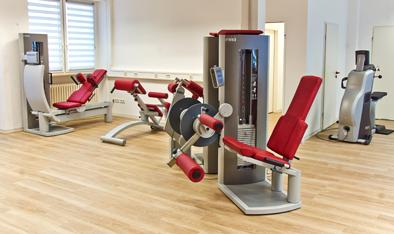 Physiotherapie Aschaffenburg | Moderne Geräte für gezieltes Training
